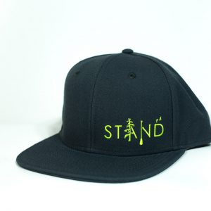 Stand Wooly Charcoal