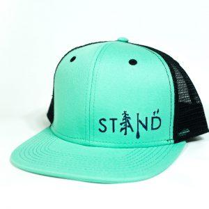 Stand Trucker Seafoam