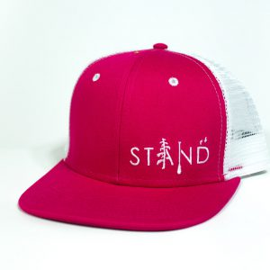 Stand Trucker Fuchsia